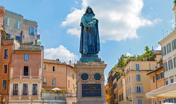 Площади и фонтаны Рима