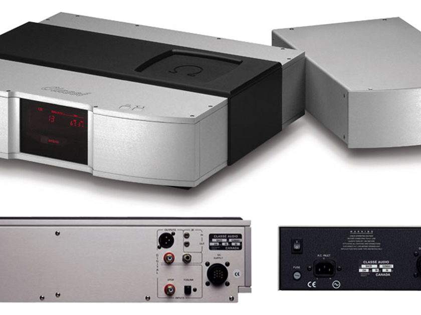 Classe Omega SACD Reference CD Player
