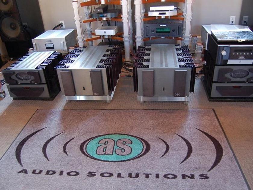 Krell KRS-200 Rare Balanced 200 Watt CLASS A Mono Amplifiers