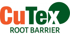 cutex root barrier logo rootbarrier rootbarriersystems systems