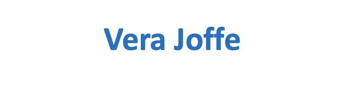 Vera Joffe