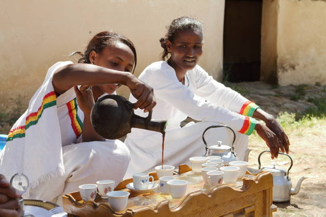 Visit a Local Village in the outskirts of Addis Ababa.