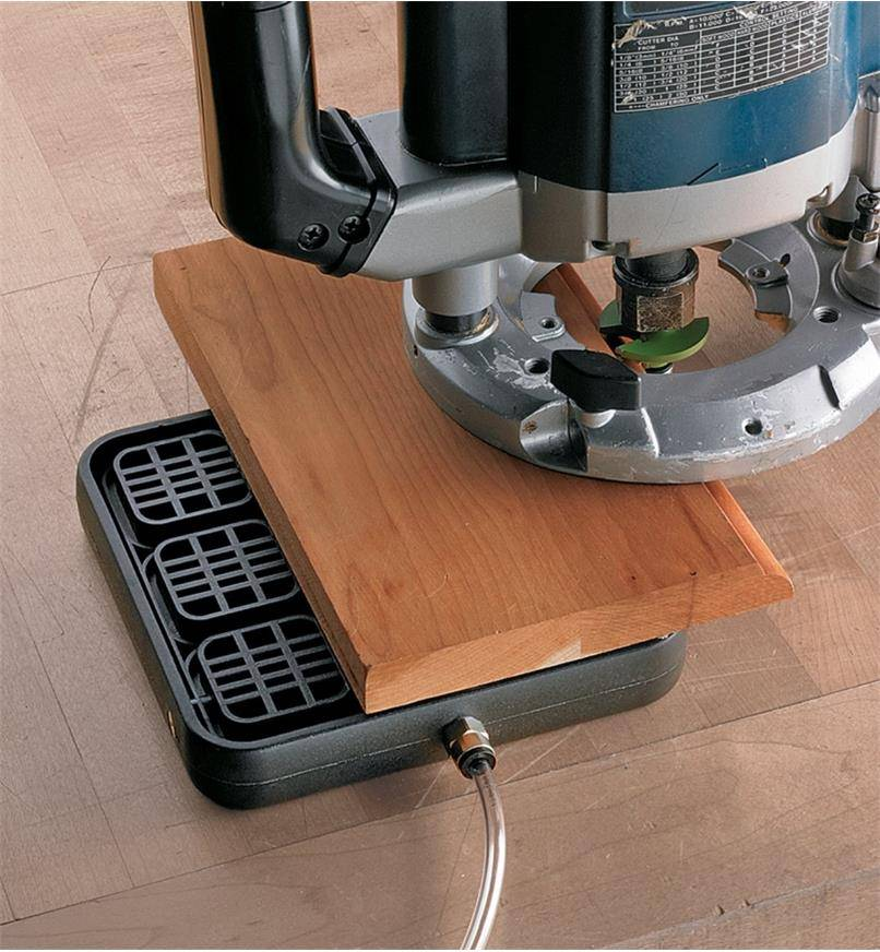 vacuum clamp systems woodworking