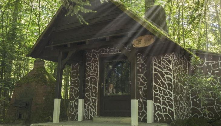 schloss thurn märchenwald