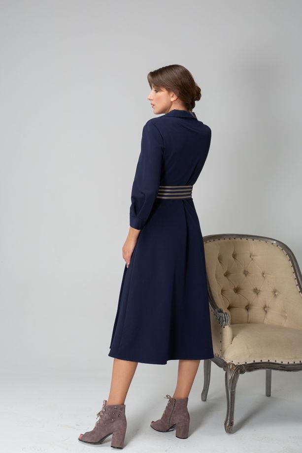 Платье с запахом арт. 3183001