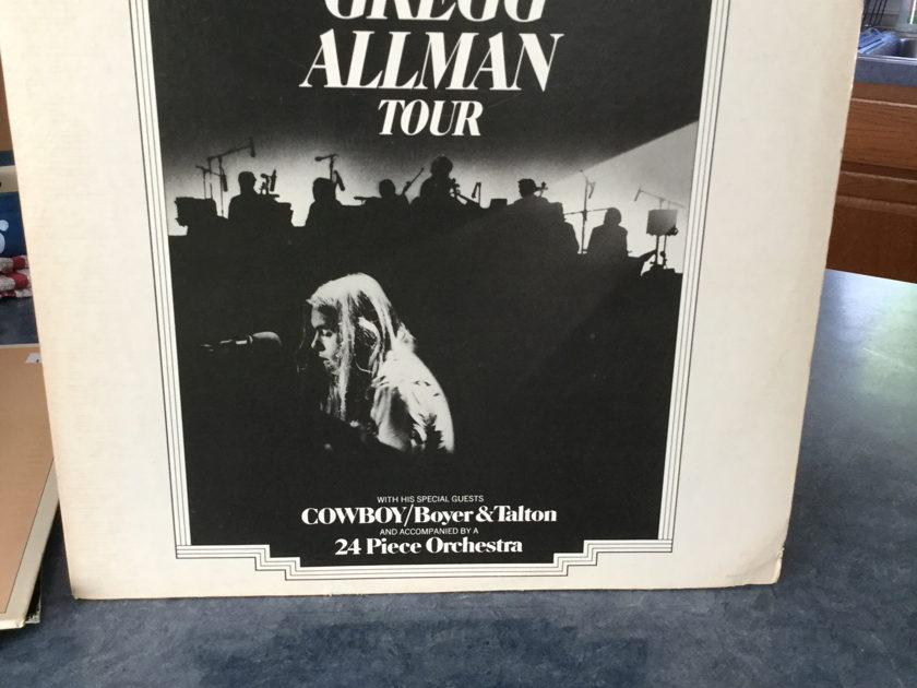 THE GREGG ALLMAN TOUR - 2 RECORD SET