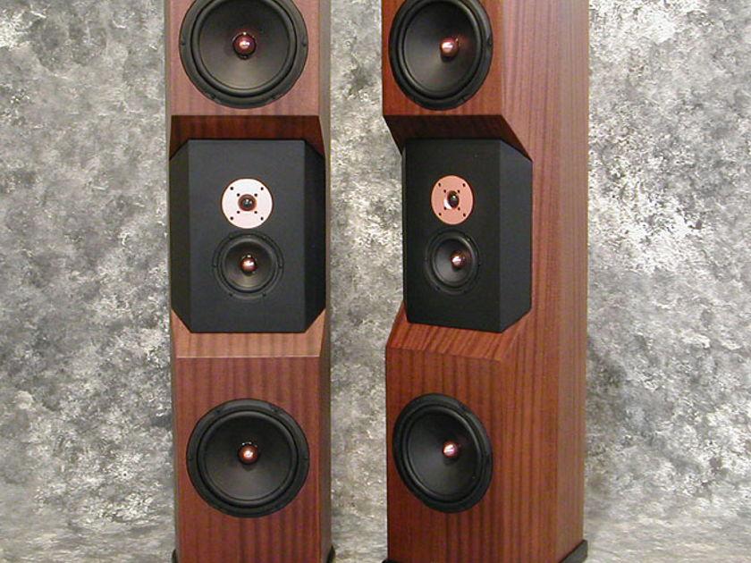 Tyler Acoustics D20's in ribbon mahogany! 2yr warranty