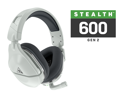 Cuffie Stealth 600 Gen 2 - Xbox - Bianco