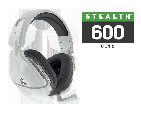 Casque Stealth 600 Gen 2 - Xbox - Blanc
