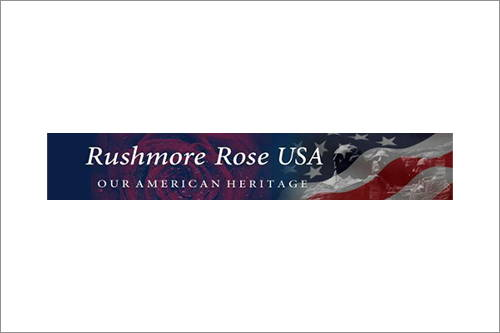 Rushmore Rose American Flags