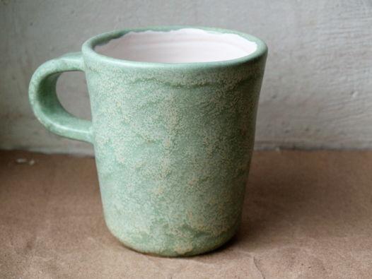 Гончарная чашка 270мл