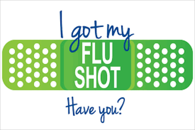Healthy and Safety Reminder! Don't Forget to Get Your Flu Shot!