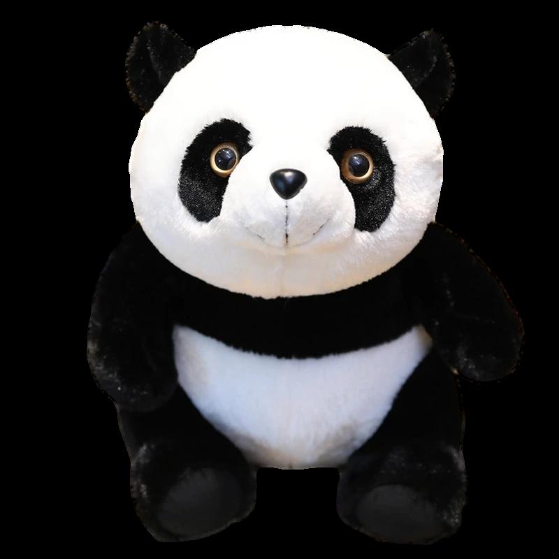 ours en peluche panda classique