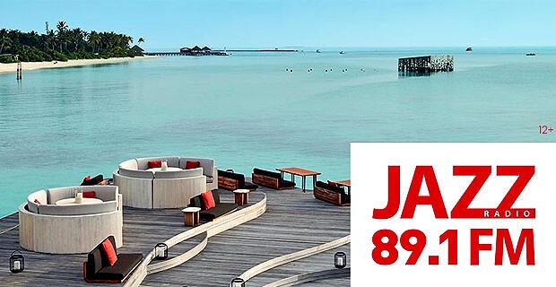 Радио JAZZ проводит новогодний розыгрыш поездки на Мальдивы - Новости радио OnAir.ru