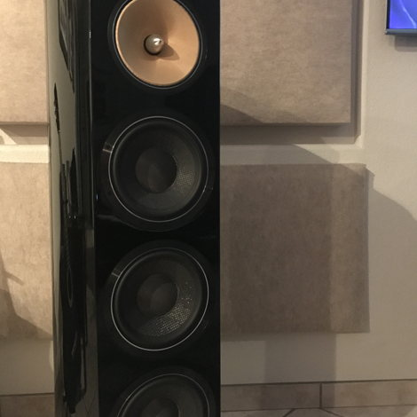 B&W (Bowers & Wilkins) 803 D2