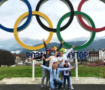 Старый Сочи, Красная поляна и Олимпийский парк за один день