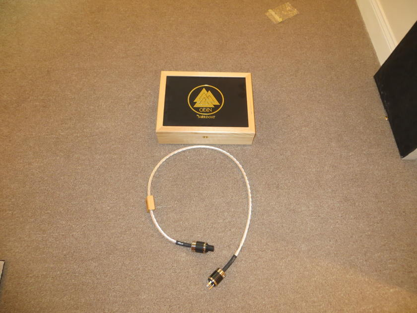 Nordost Odin Power Cable 1.2 meter