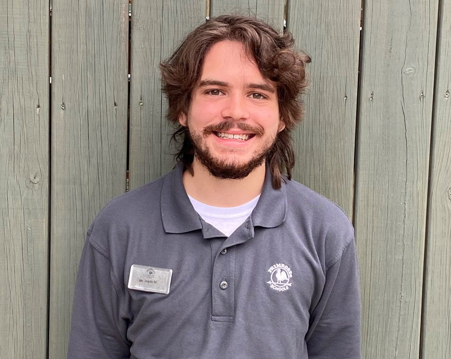 Mr. Justin , Private Pre-Kindergarten Assistant Teacher