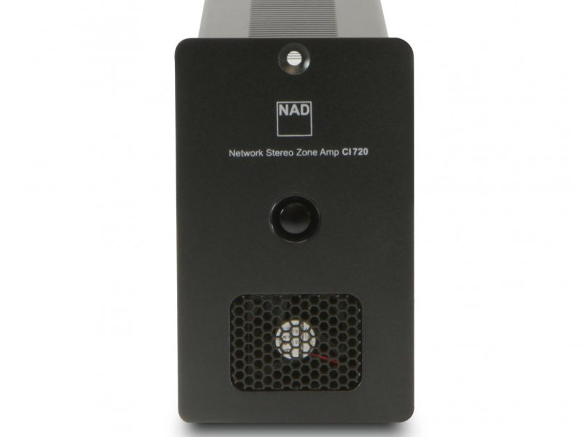 NAD CI 720  x4 Network Stereo Zone Amplifiers with Rack