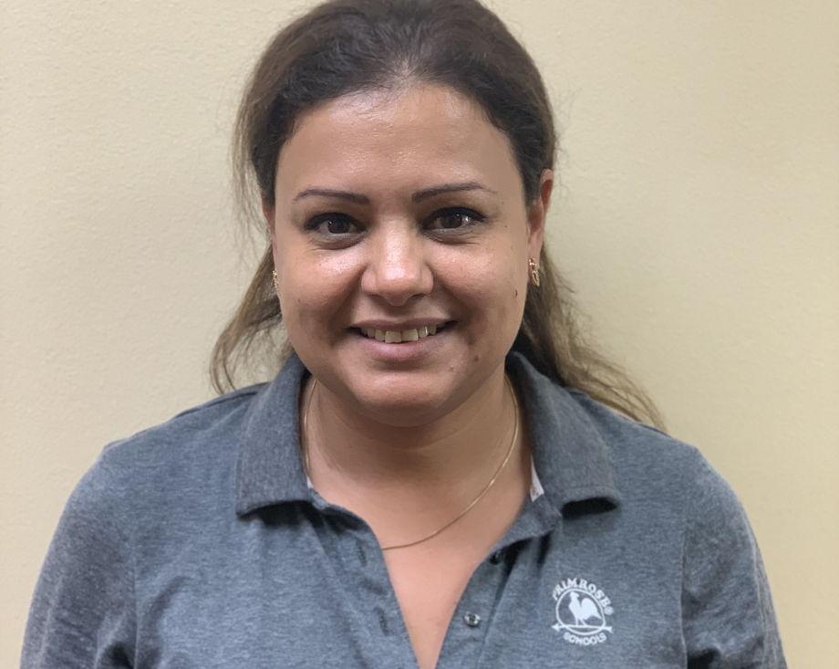 Ms. Samia , School Chef