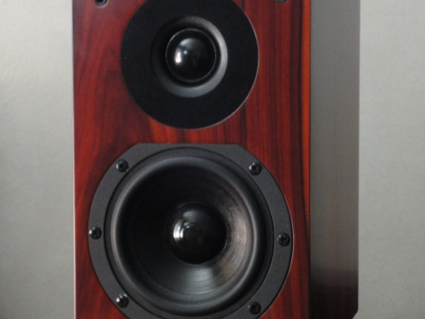 Silverline Audio Minuet Supreme Plus Superb Rosewood Mini Monitors