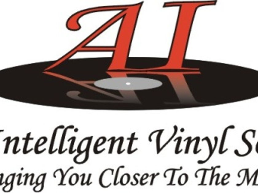 Audio Intelligent Vinyl Solutions 3 - Step Record Cleaning Kit - Award Winning Products