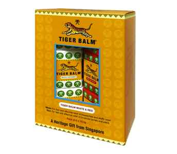 Tiger Balm 8 pack