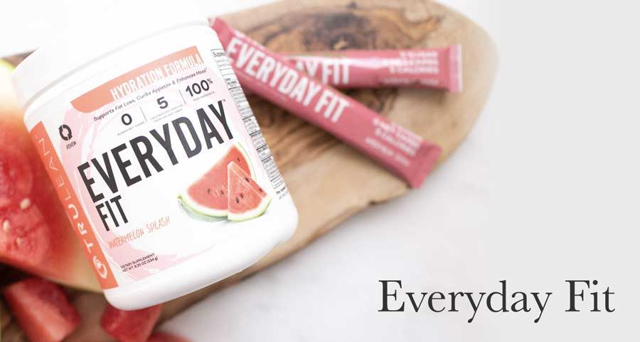 Trulean Everyday Fit Keto Blend