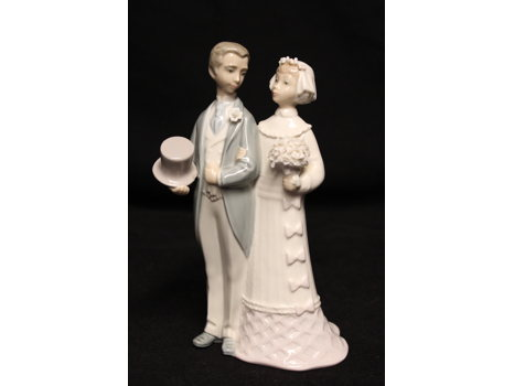 Lladro Wedding Couple