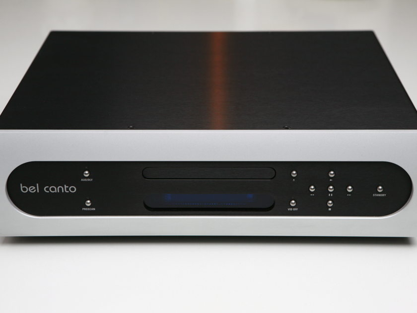 Bel Canto PL-1A Universal Player Stereophile Class A+, $7.5K MSRP