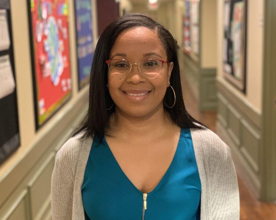 Jasmine Knight , Kindergarten Teacher