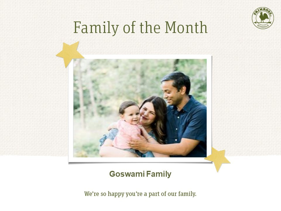 st. charles daycare family of the month. Preschool and 2 year old