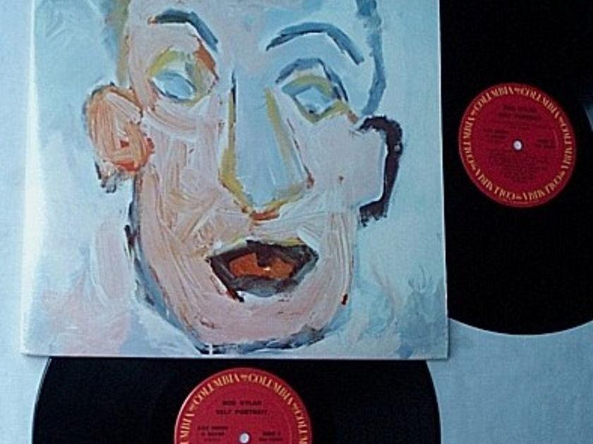 Bob Dylan 2 Lp Set- - self portrait-great columbia album