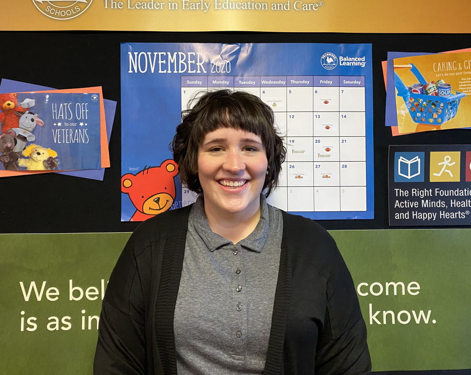 Mrs. April Hockenberry , Infant Teacher