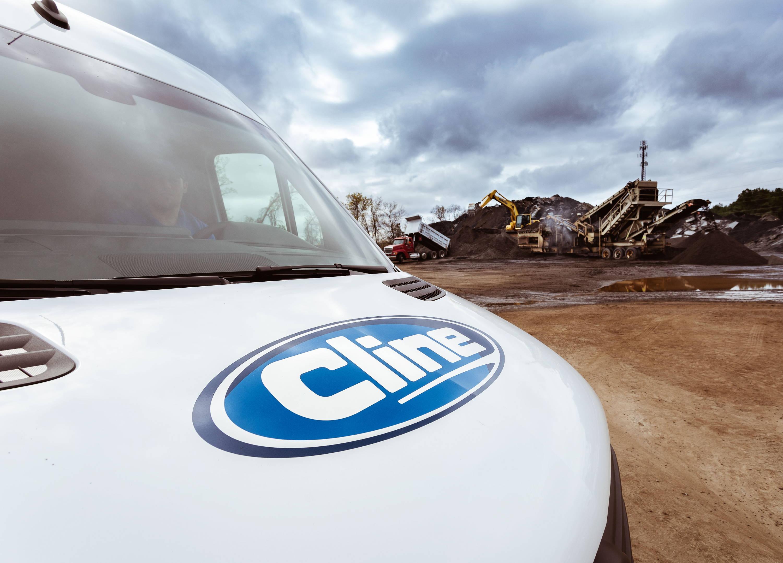 Cline Hosetek Mobile Hose Repair Van for Upstate South Carolina
