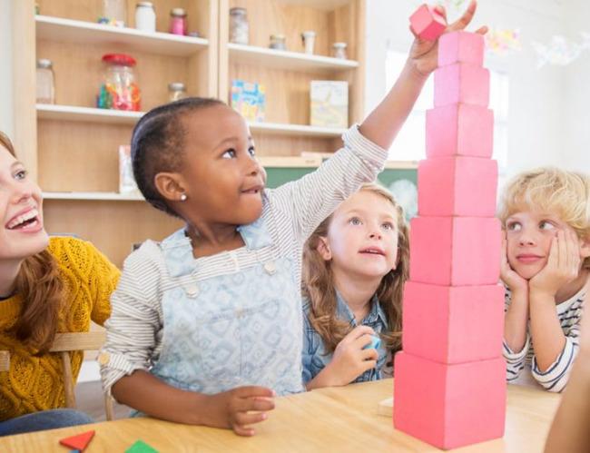 Primrose children building blocks
