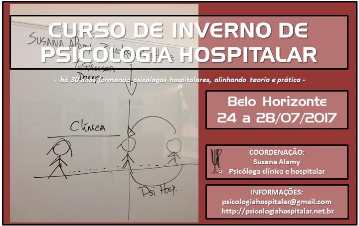 Curso de Inverno - Psicologia Hospitalar 2017