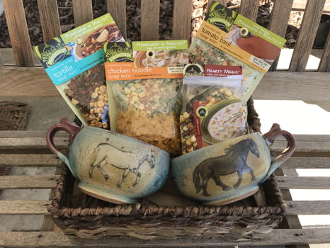 Winchester Pottery Bowls, Chicken Soup and More!