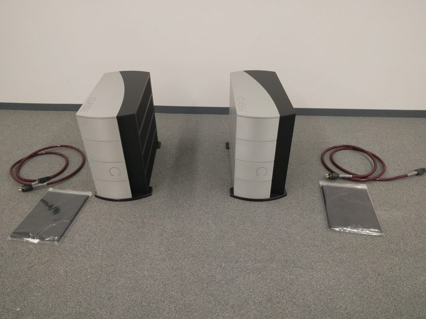 Classe Omega Mono Reference 500W Powered Amplifiers (Pair) - Latest Version