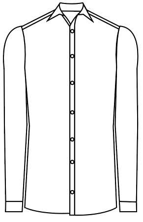 TailorMate | skræddersyet skjorte i klassisk fit