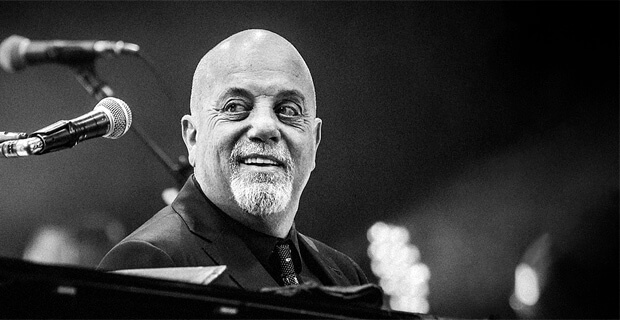 День с Легендой на Эльдорадио: Billy Joel - Новости радио OnAir.ru