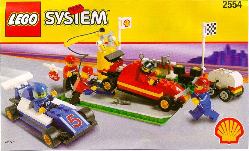 LEGO And Shell's Set