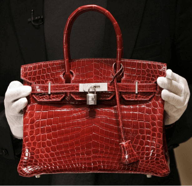 53f51a900b98 You might have heard that the Hermes Birkin bag is worth its weight in  gold…but it turns out that this is a massive understatement.