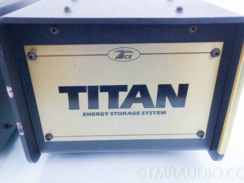 Tice Power Block Line Conditioner with Titan Power Supply (9892)