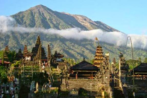Art and Culture of Bali - Mother Temple Tour