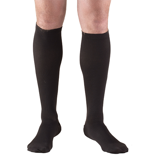 Men's Knee High Dress Socks