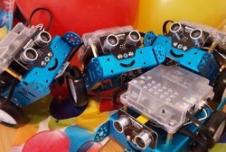 sfb sport förderung bildung roboter