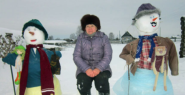 На «Радио Дача» в Ижевске устанавливали «Снежные рекорды» - Новости радио OnAir.ru