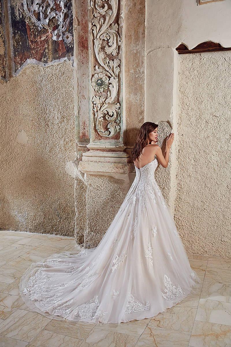 EDDY K WEDDING DRESS EK1274