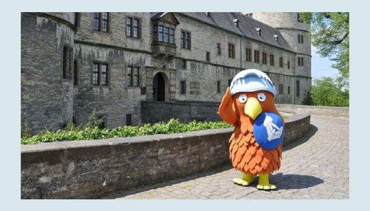 kreismuseum wewelsburg museum mit maskotchen